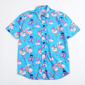 【宇宙サマー】DREAMLAND HAWAIIAN SHIRT