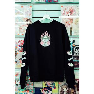 【OMOCAT×HIZGI】YUUREIGIRL Sweater