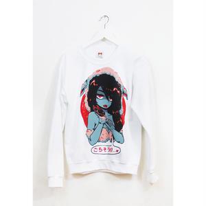 【OMOCAT】WOLFGIRL Sweater