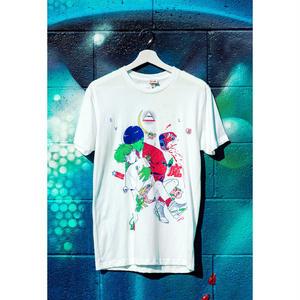 【OMOCAT×電Q】DEVIL T-Shirt