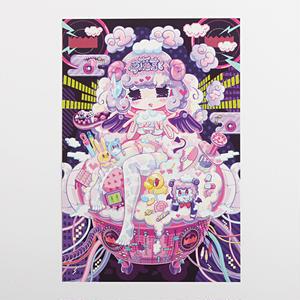 【Yuki】夢魔ポストカード