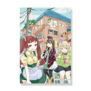 PARKキャラクターポストカード