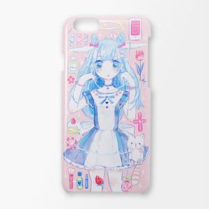 【明晰夢】「夢子の持ち物」iPhone6ケース