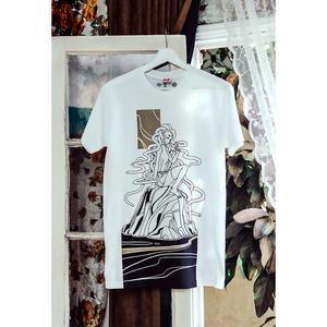 【OMOCAT×LOIKA】OCEAN'S DAUGHTER T-Shirt