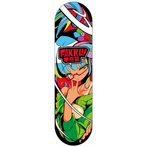 【FAKKU】F4U x FAKKU Skateboard