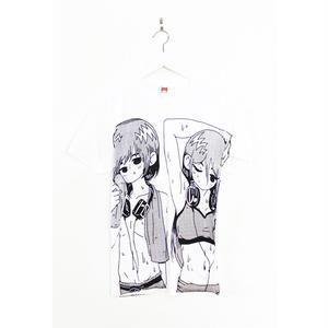 【OMOCAT】Tシャツ SUMMERKIDS