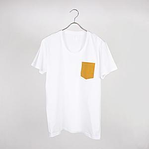 [HNN]B/F ポケットTシャツ