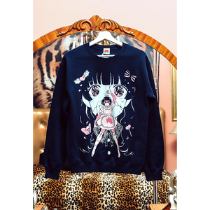 【OMOCAT×BILLIES】DOLLY SURGEON Sweater