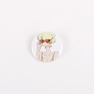 【私立闇パステル学園 × PARK】天花寺司(てんげんじつかさ)缶バッジ