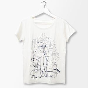 【明晰夢】秘密のままごとTシャツ