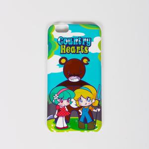 【メンヘラチャン】iphone6ケース(カントリー)