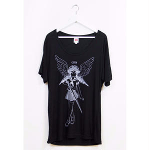 【OMOCAT】ANGEL Oversized T-Shirt