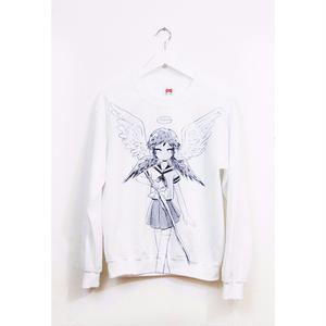【OMOCAT】ANGEL Sweater