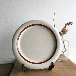 1970'sアダム&イヴ大皿26cm