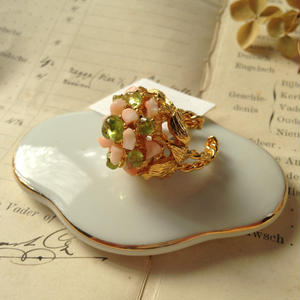 japan vintage ring
