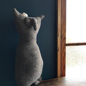 フクロウ(山の上のパン屋さん)41cm