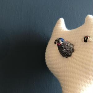 白猫/高校一年生 バレー部24cm