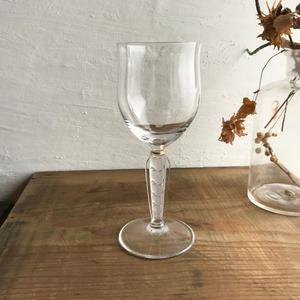 金彩ハートワイングラス