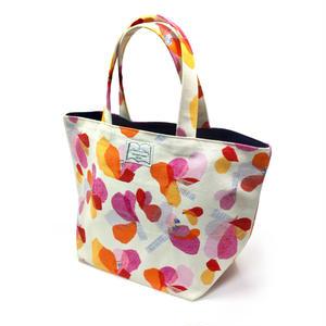 【花】(レ・フルール)【全3色】トートバッグ