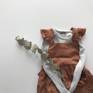 apron one-piece