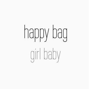 happy bag 【baby girl】