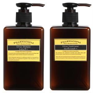シトラス シャンプー & コンディショナー  |  Citrus Shampoo & Conditioner 280ml×2