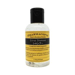 シャンプー  |  Citrus Shampoo  |  50ml
