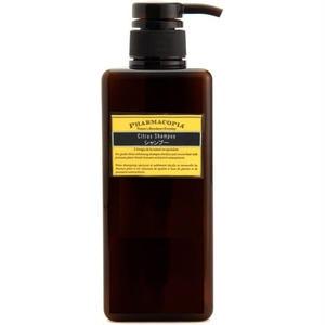 シトラス シャンプー ラージボトル  |  Citrus Shampoo 600ml