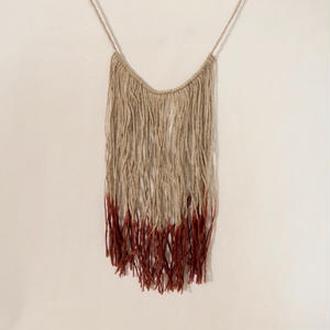 Cathy Callahan /  Fringe Necklace
