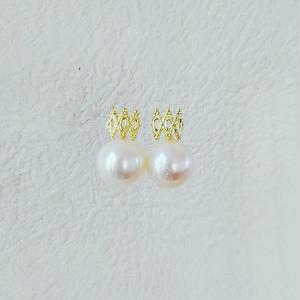 Tiara pearl -meryl-