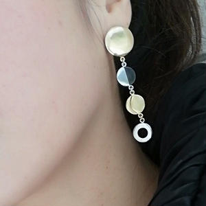 Phase of the moon series -ピアス・イヤリング-