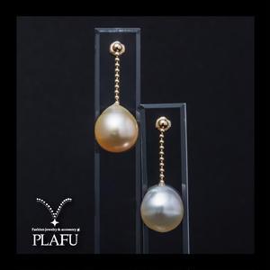 SHIZUKU  pearl ×18K D(Jennifer)