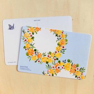 PC02  ポストカード キンポウゲ