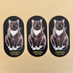 BM05 黒猫のしおり