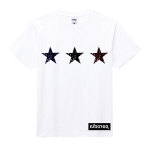 Parodia オリジナルデザインTシャツ starry sky