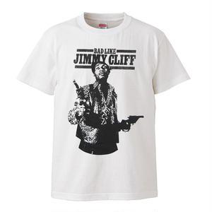 【ジミー・クリフ/ハーダー・ゼイカム】5.6オンス Tシャツ/WH/ST- 222