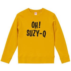 【OH!SUZY-Q/スージーQ】9.3オンス スウェット/YL/SW- 246