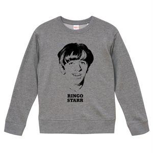 【RINGO STARR/リンゴスター】9.3オンス スウェット/ORG/SW-153