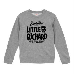 【Little Richard-リトルリチャード/Lucille】9.3オンス スウェット/GY/SW- 191