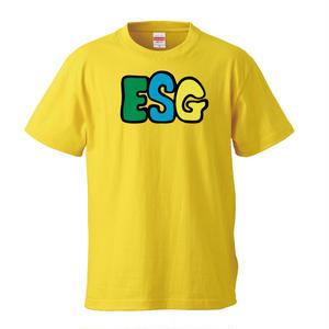 【ESG/イーエスジー】5.6オンス Tシャツ/YL/ST-051