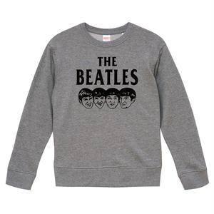 【The Beatles/ザ・ビートルズ】9.3オンス スウェット/ORG/SW-162