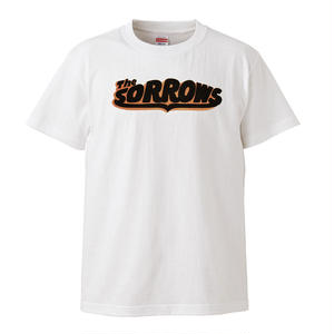 【The Sorrows/ザ・ソロウズ】5.6オンス Tシャツ/WH/ST-045