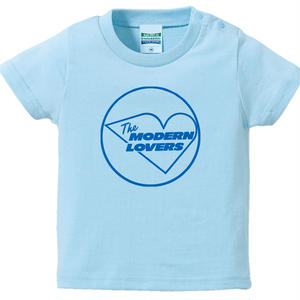 【The Modern Lovers-1st album /モダンラヴァーズ】5.6オンス キッズシャツ/BL/KD-118_navy