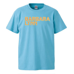 【BARBARA LYNN/バーバラ・リン】5.6オンス Tシャツ/BL/ST-060