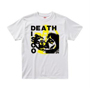 【パブリックイメージリミテッド/Public Image Limited.(PIL)】5.6オンス Tシャツ/WH/ST-002 _YE