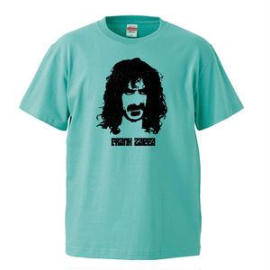 【Frank Zappa/フランク・ザッパ】5.6オンス Tシャツ/GR/ST-069_bk
