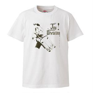 【Joy Division-ジョイ・ディヴィジョン/An Ideal For Living EP】5.6オンス Tシャツ/WH/ST- 232