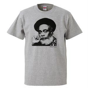 【Philip Fraser/フィリップ フレイザー】5.6オンス Tシャツ/GY/ST-048_bk