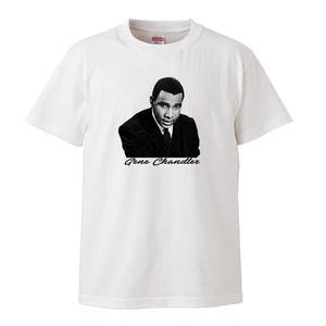 【ジーン・チャンドラー/Gene Chandler】5.6オンス Tシャツ/WH/ST-061