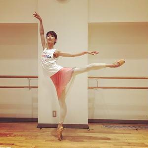 【再入荷・メーカー生産終了】Ballet Papier Fit Style T-shirt 'Ballet Passion'